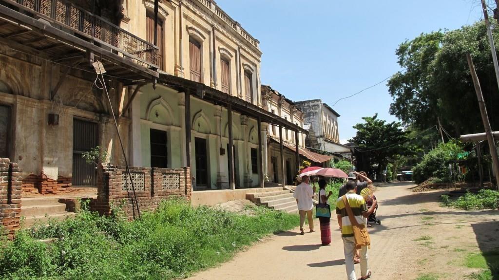 Salay - Myanmar