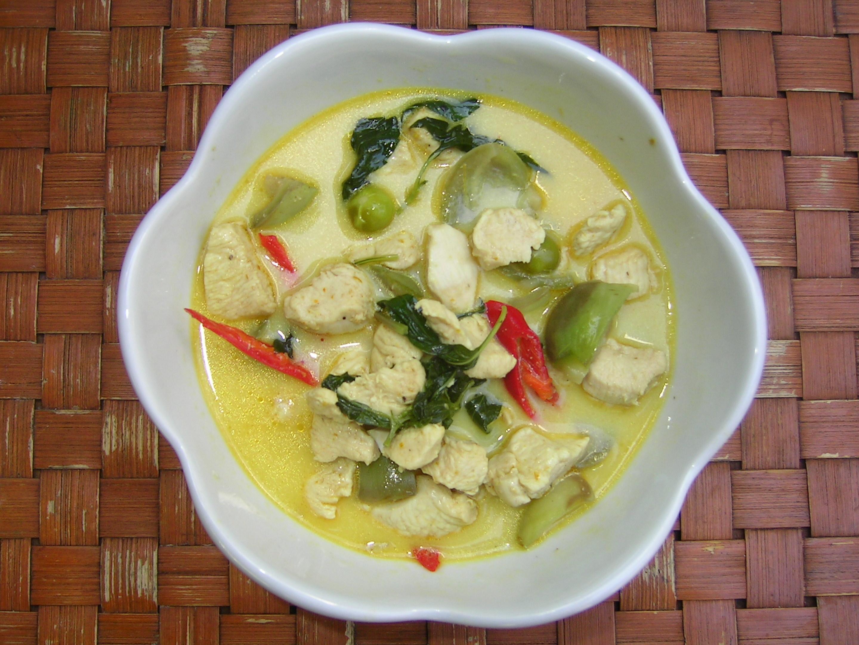 cuisine traditionelle thaï