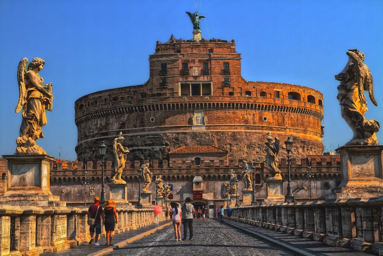 Palais des Anges Rome