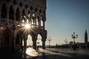 Venise place saint Marco