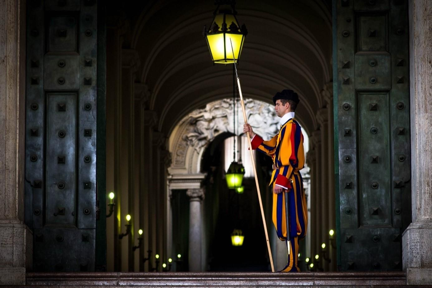garde Vatican