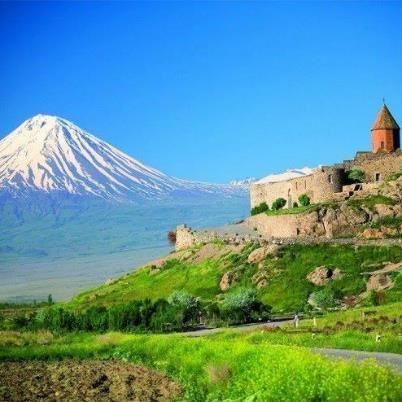 découverte Arménie