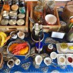 buffet brunch matinal