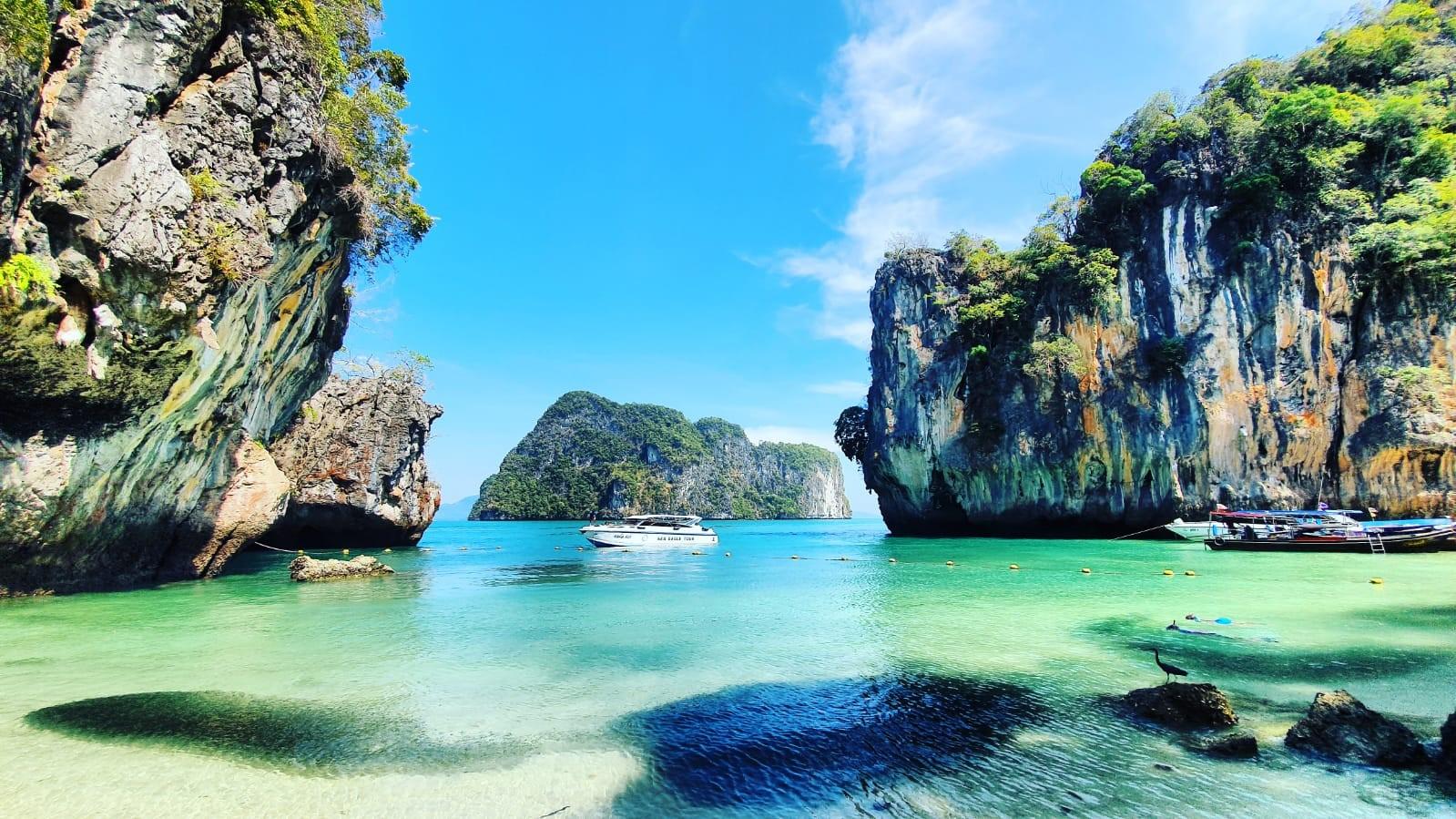 excursion baie de Phang Nga
